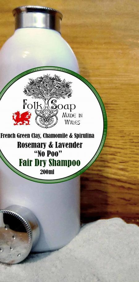 Fair Hair dry shampoo for Blondes