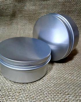 Travel tin for Solid Soap and Shampoo Bars